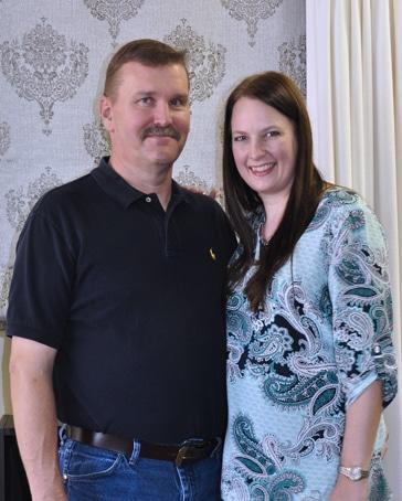 Greg and Ellen