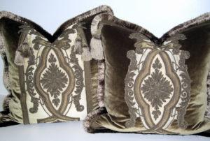 Antique-pillows