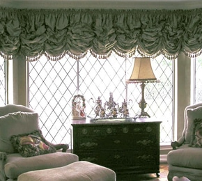 Valances & Top Treatments